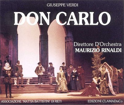 Battistini Opera - DON CARLO
