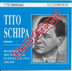 CLAMA CD-14 TITO SCHIPA